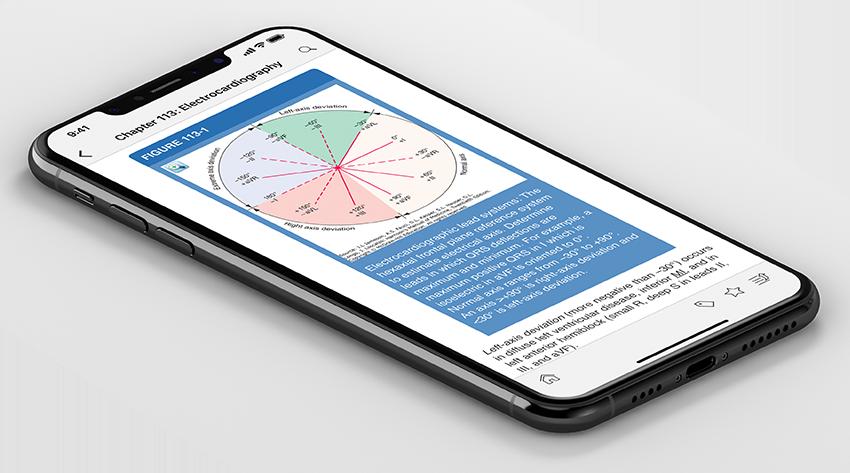 Harrison's Manual of Medicine iOS iPhone iPad Android